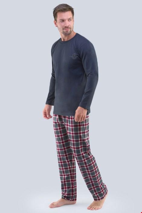 Ciemnoszara piżama Brendan