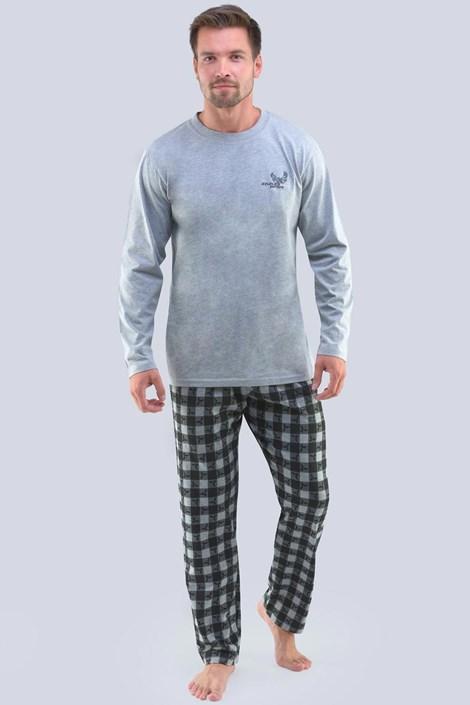 Szürke pizsama Sonny