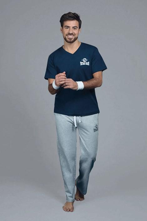 Gornji dio tamno plave pidžame kratkih rukava Marine