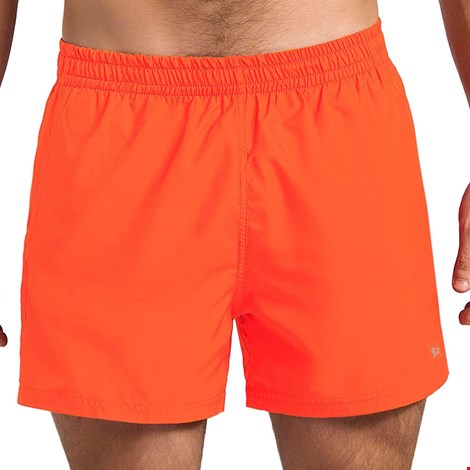 Moške kopalne kratke hlače ANPORE Neon, oranžne
