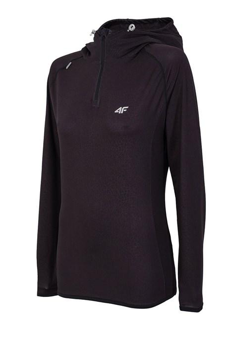 Damska bluza funkcyjna 4F Dry Control Black