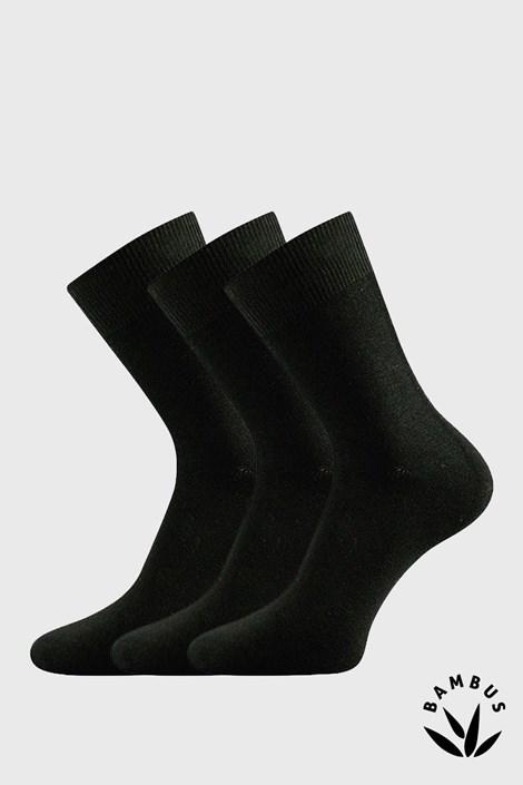 3 pack ponožiek Badon bambusové spoločenské