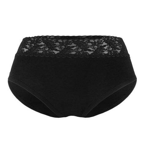 Flux Bikini menstruációs női alsó, középerős menstruációhoz