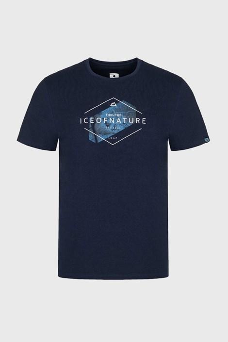 Tricou LOAP Aliot, albastru inchis