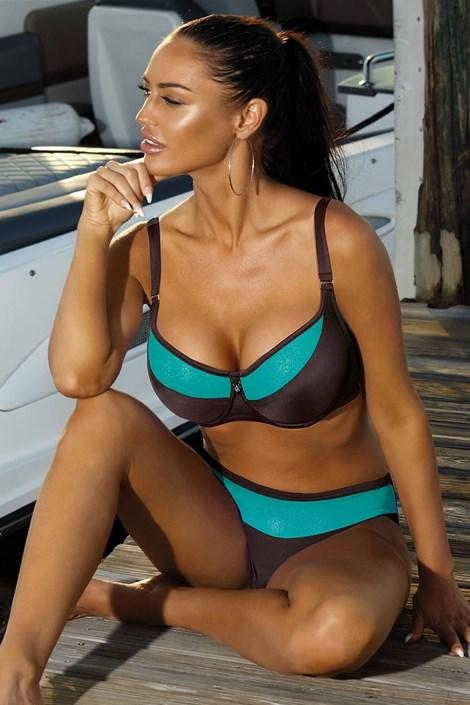 Жіночий роздільний купальник Elison 01