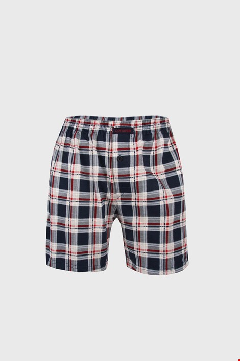Comfort III férfi alsónadrág, kockás mintás