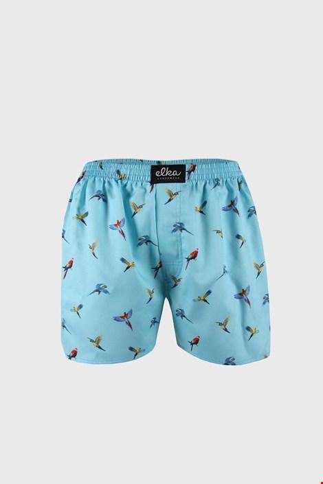 Дамски шорти ELKA LOUNGE на папагали
