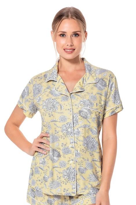 дамско горнище та пижама тип риза Stephanie