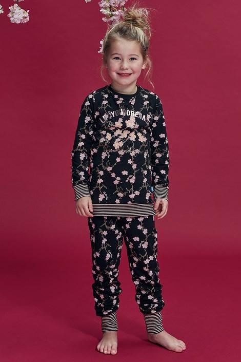 Пижама за момичета Cherry Bloomson