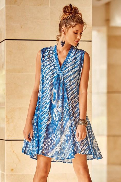 Obleka za na plažo Itaca Blue