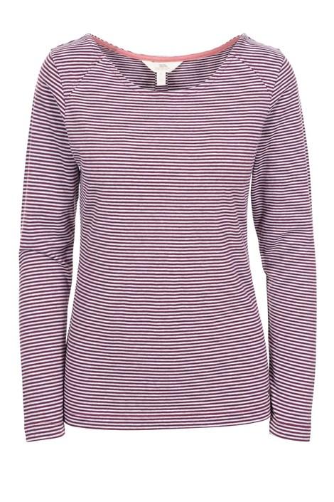 Dámske fialové tričko Caribou