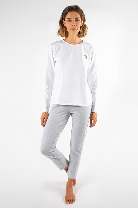 Дамски бяло-сив комплект FILA