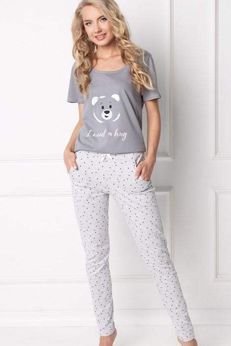 Pijama dama Huggy Bear