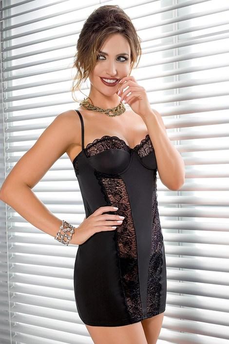 Kalia szett - luxus hálóing és női alsó