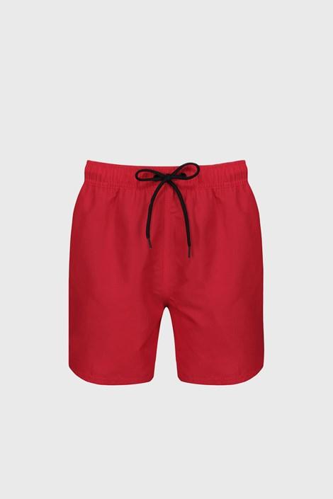 Czerwone męskie szorty kąpielowe Reebok Yale