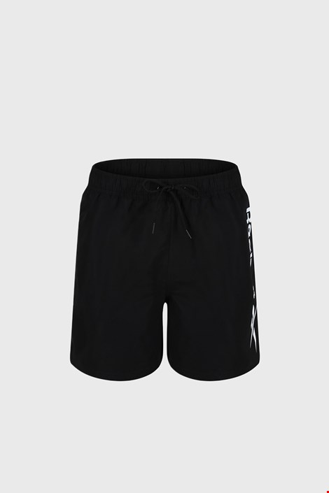 Czarne szorty kąpielowe Reebok Yestin