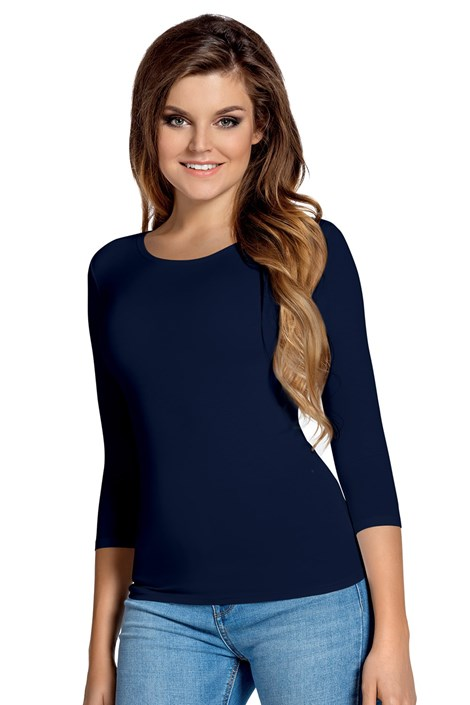 Bluzka damska Melani z rękawem 34   Astratex PL