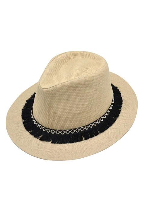 Γυναικείο καπέλο Panama
