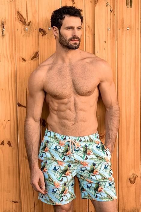Moške kopalne kratke hlače SHORTS Co. Papagaio LONG