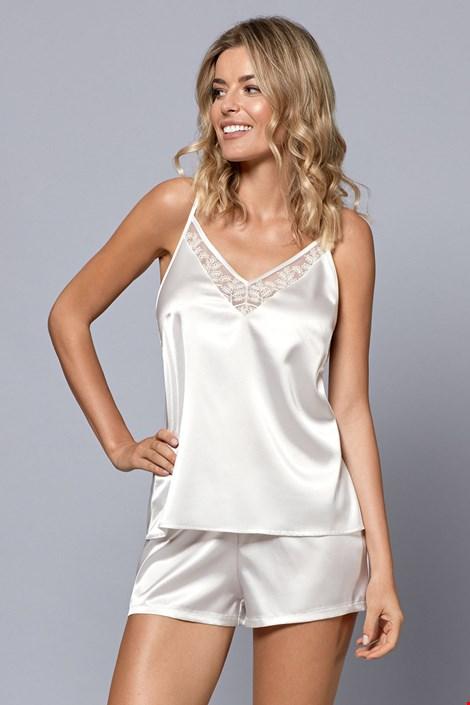 Damska piżama z satyny Perla
