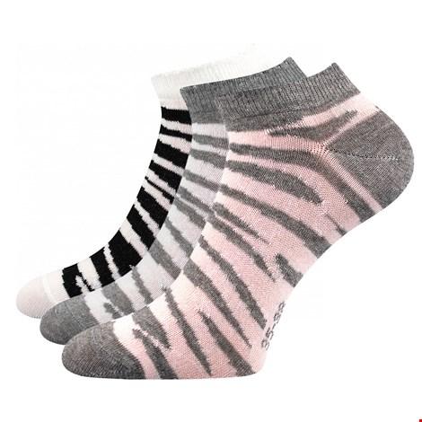 3 pack дамски чорапи Piki 57