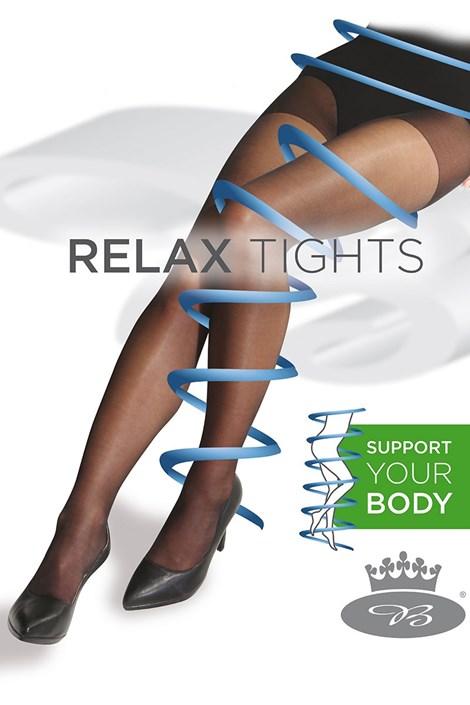 Ženske potporne čarape s gaćicama Relax