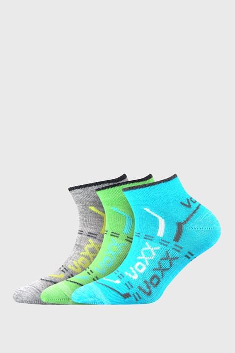 3 PACK χαμηλές κάλτσες για αγόρια VOXX