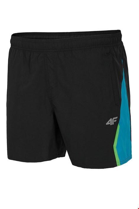 Pánske športové šortky 4f Black