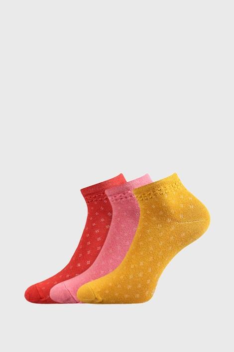 Susi női zokni, 3 pár