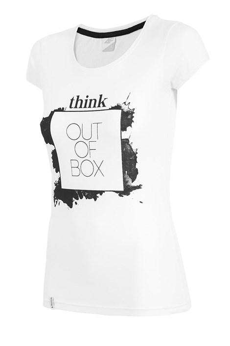 Dámske športové tričko 4F Think out of box