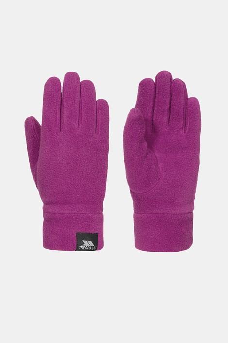Дитячі рукавички Lala II фіолетові