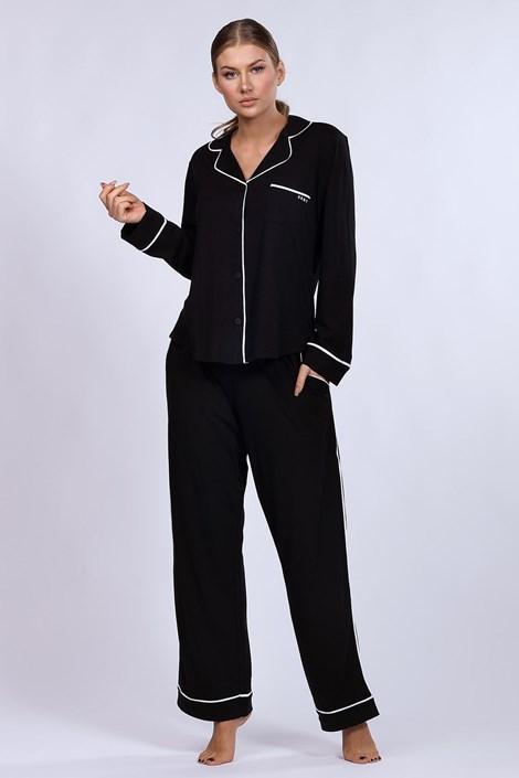 DKNY női pizsama, Black