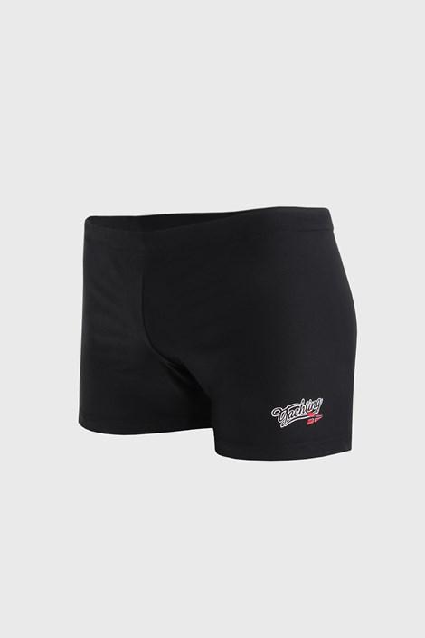 Čierne kúpacie boxerky Yachting III
