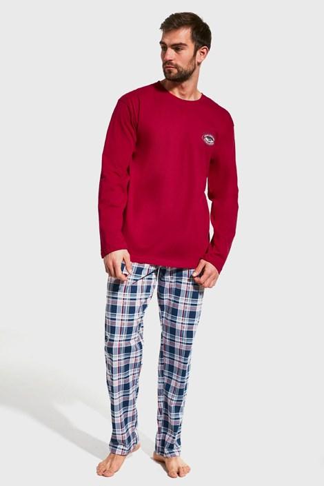 Červené pyžamo Yukon