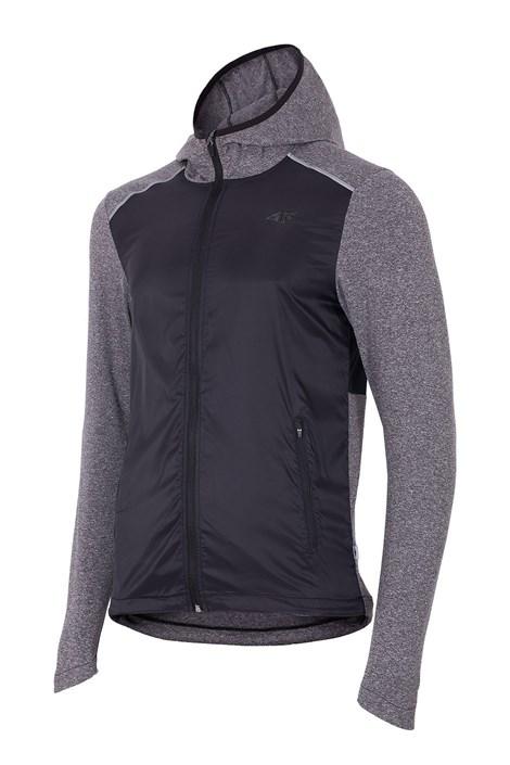 Jacheta alergare 4f Grey, pentru barbati