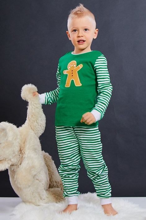 Fiú pizsama Ginger