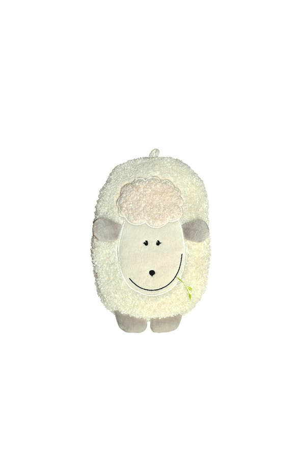 Gyermek termofor Bárányka, világos