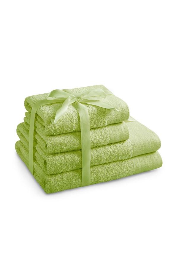 Súprava uterákov Amari limetková