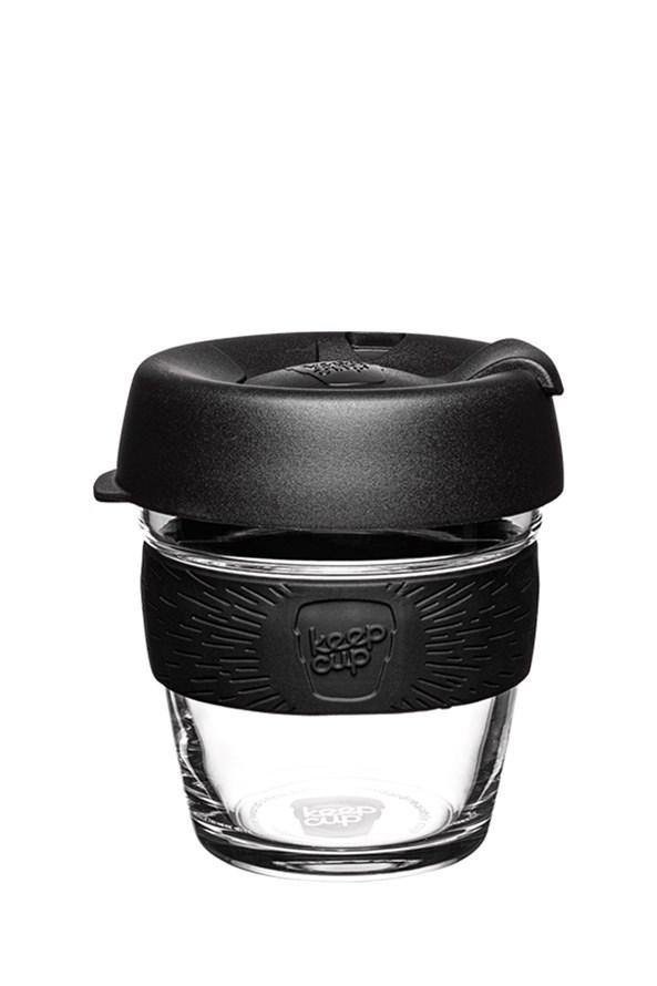 Cestovný hrnček Keepcup čierny 177 ml