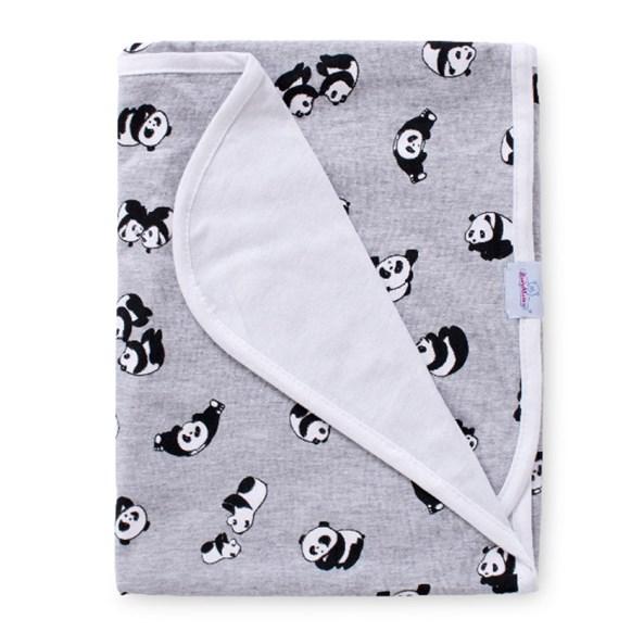 Detská bambusová deka Panda
