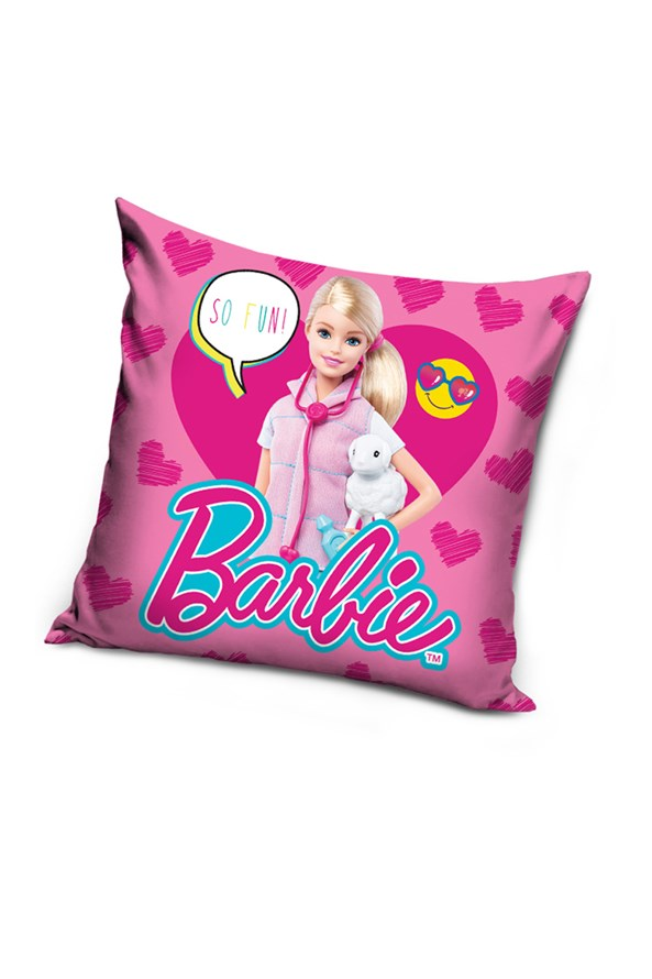 Barbie kispárna