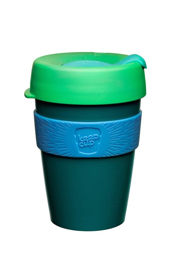Cana Keepcup 340 ml, verde