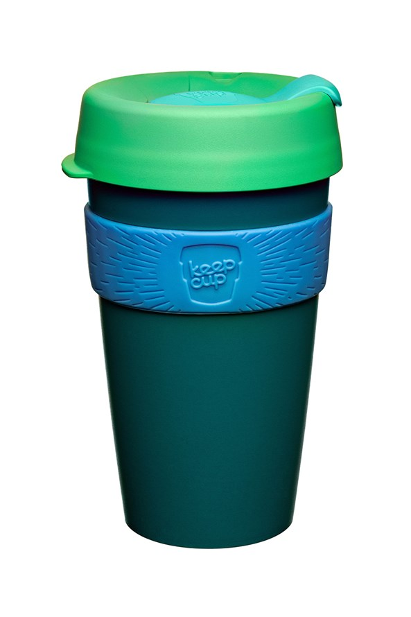 Cana Keepcup 454 ml, verde