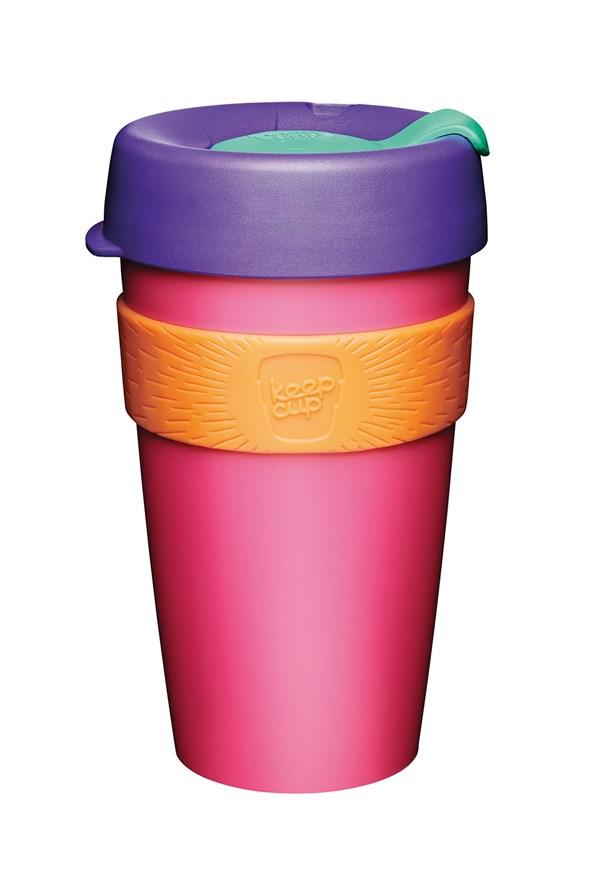 Cestovný hrnček Keepcup ružový 454 ml