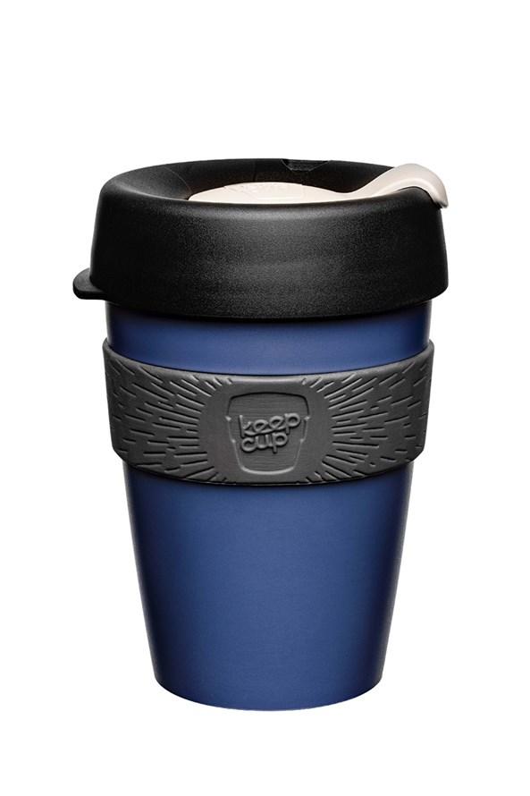 Cana Keepcup 340 ml, albastru