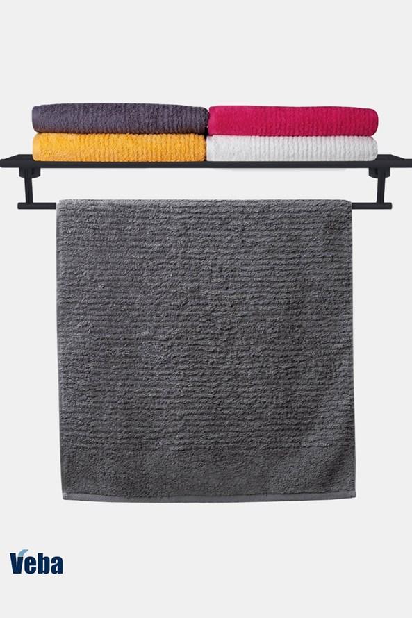 Ręcznik VEBA Juvel szary
