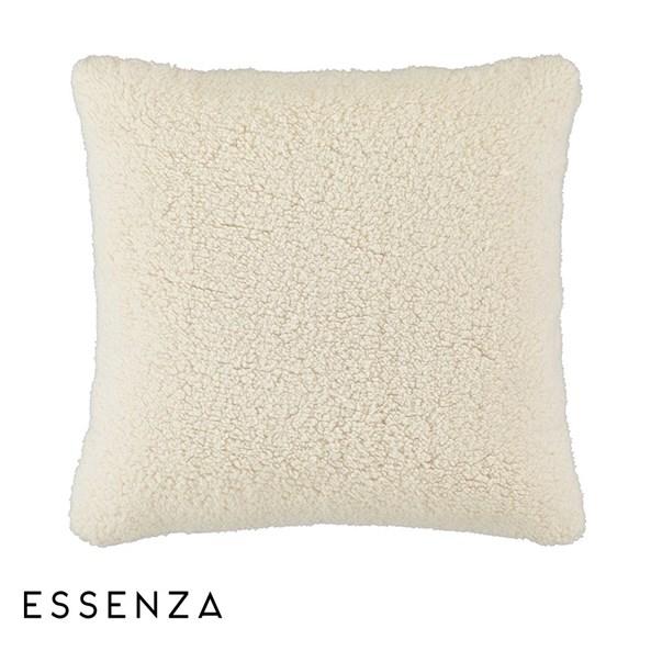 Dekoračný vankúšik Essenza Home Lammy biely