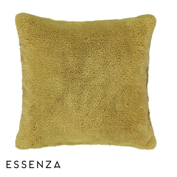 Dekoračný vankúšik Essenza Home Lammy žltý