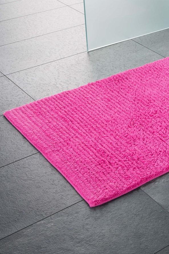 Covor de baie Agra, roz