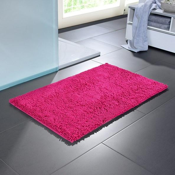 Bologna fürdőszobai kilépő, rózsaszín